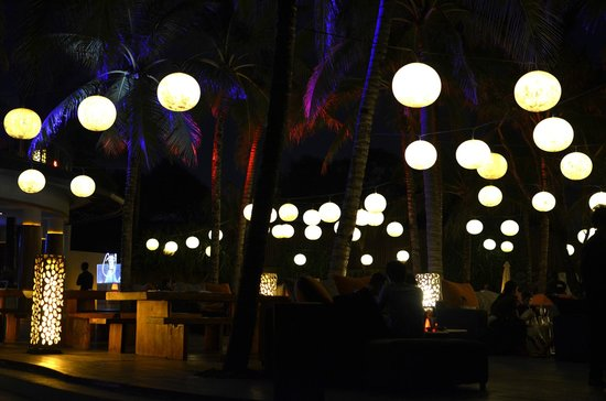W Retreat & Spa Bali - Seminyak: Woobar