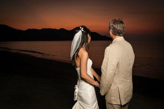 Hotel Riu Guanacaste : sunset
