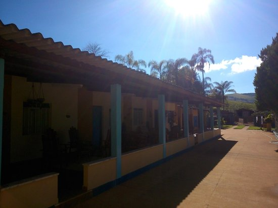 Ipuiuna, MG: quartos