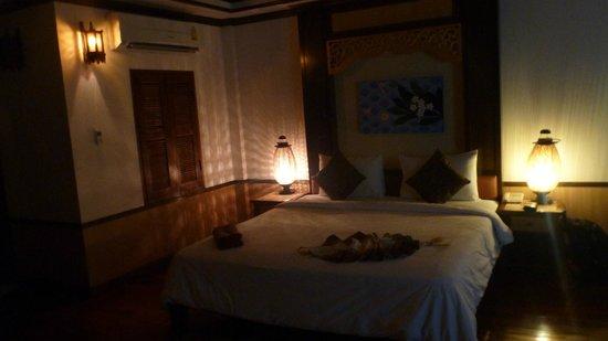 Salad Buri Resort & Spa : Habitación