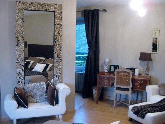 Chambre zen bureau picture of la cormorandiere broons tripadvisor