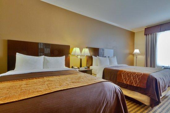 Comfort Inn : Double Queen Room