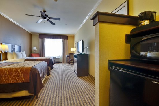 Comfort Inn: Double Queen Suite