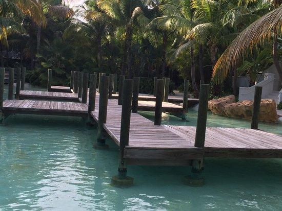 Cheeca Lodge & Spa: Path by lagoon