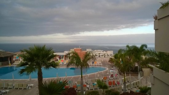 Be Live Family Costa los Gigantes: vistas de la piscina