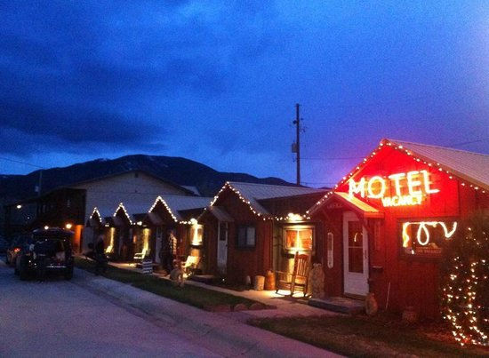 The Mountain Motel