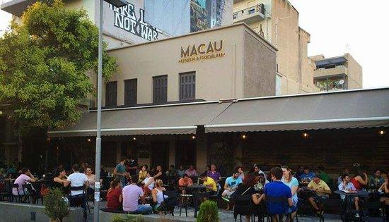 Macau Espresso and Cocktail Bar