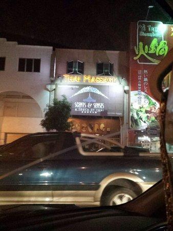 Scents & Senses: Enjoyable Thai massage in Melacca.