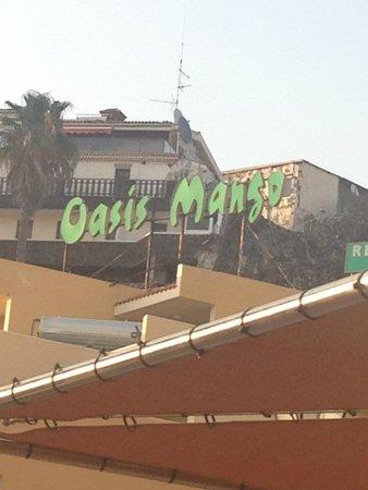 LABRANDA Oasis Mango: sign