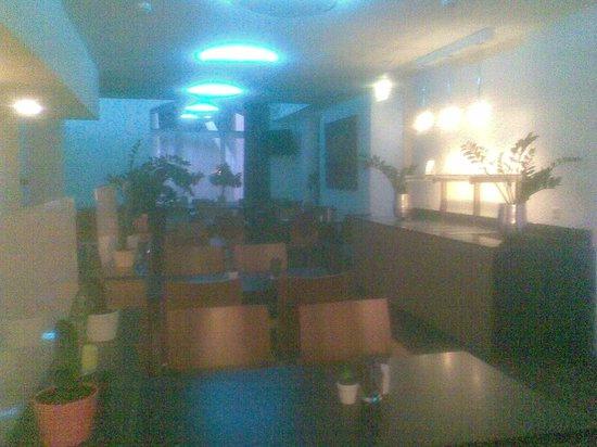 Sorell Hotel Rütli: Frühstücksraum