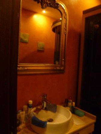 Hotel Palace Sevilla: bathroom