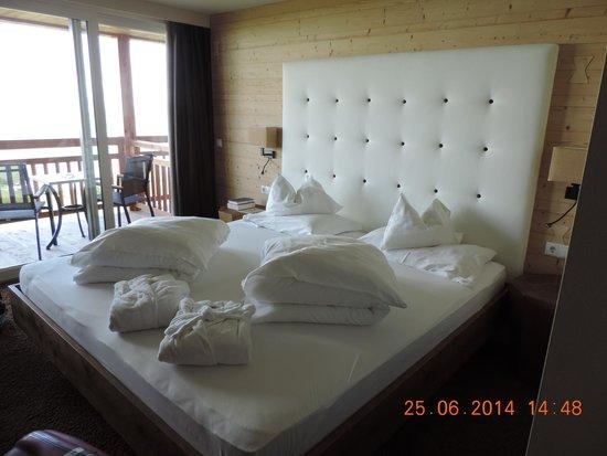 Goldknopf Alpine Lifestyle Hotel: camera