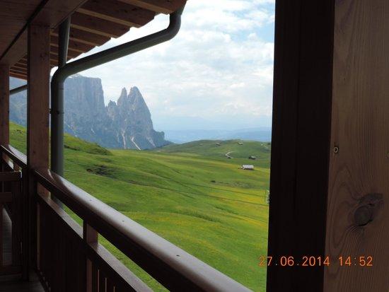 Goldknopf Alpine Lifestyle Hotel: Altopiano dello sciliar