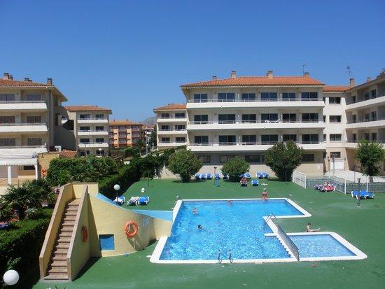 Apartamentos Sa Gavina Medes: appartement complex met zwambad