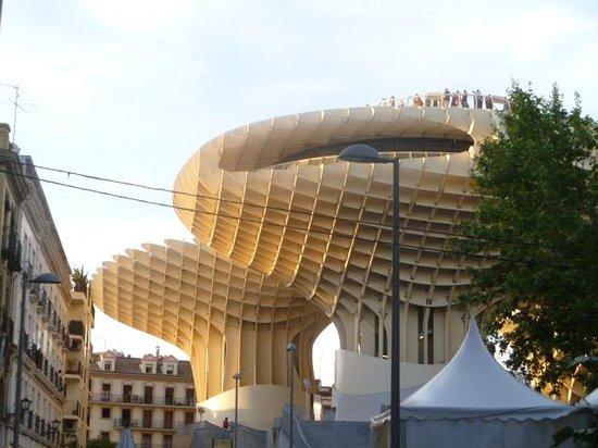 Hotel Palace Sevilla: Metrosol Parasol