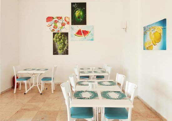 Arora Hotel: restaurant