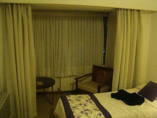 Hosteria Aitue: Habitacion