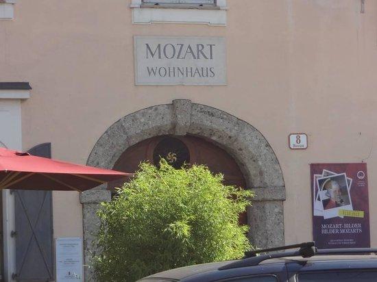 Mozart Residence (Mozart Wohnhaus): Mozart Wohnhaus