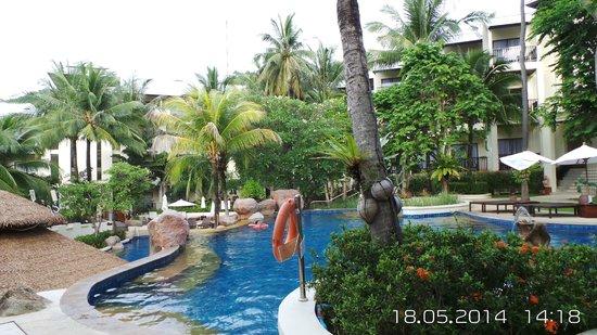Horizon Karon Beach Resort & Spa : Это действительно рай