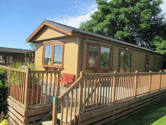 Ashbourne Heights Holiday Park: Lodge 3