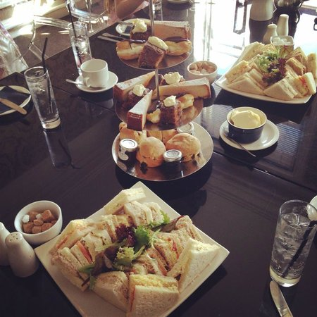 The King's Head Hotel: Afternoon Tea