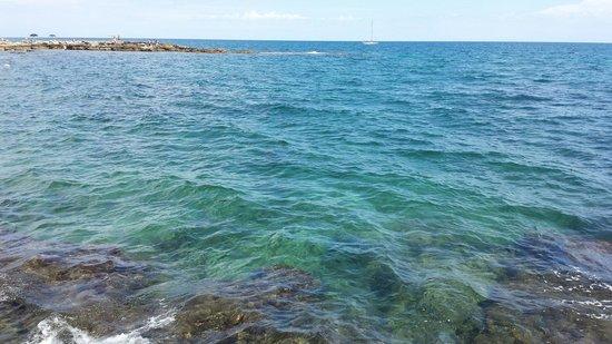 Pietrablu Resort & Spa CDSHotels: dalla spiaggia del Pietrablu....