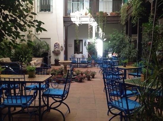 El Rey Moro Hotel Boutique Sevilla: Cour intérieure