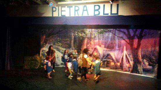 Pietrablu Resort & Spa CDSHotels: spettacolo di biancaneve