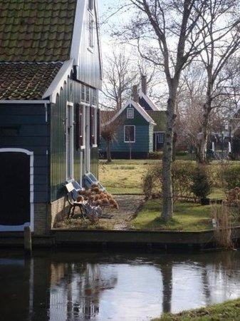Zaanse Schans : houses