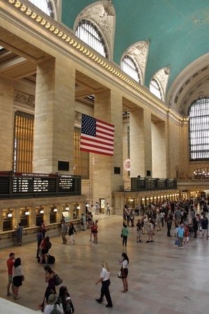 Grand Central Terminal: Exquisite