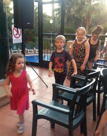 Aparthotel SunClub Salou: Kids disco