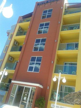 Club Alpina Apartments Hotel: alpina apartments