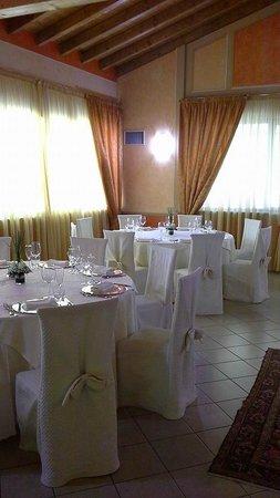 Ristorante La Quercia: Saletta romantica