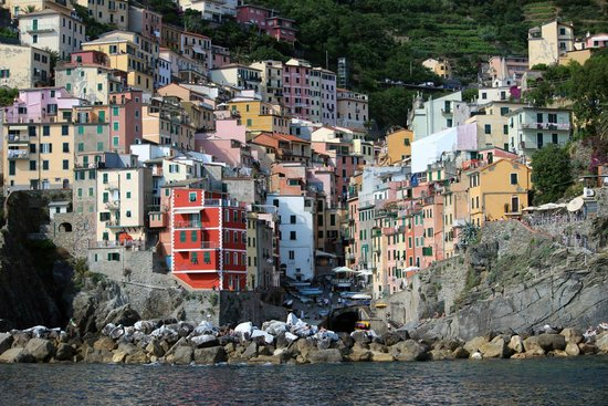 Walkabout Florence Tours: Cinque Terre!