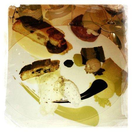 Vieux Sinzig: Dessert-variationen
