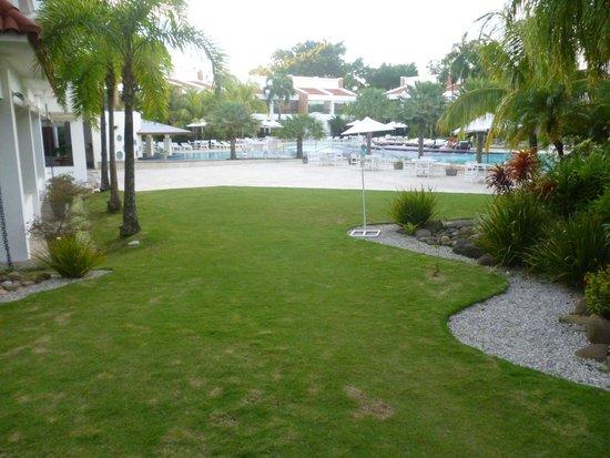 Los Tajibos Hotel & Convention Center: Área recreativa