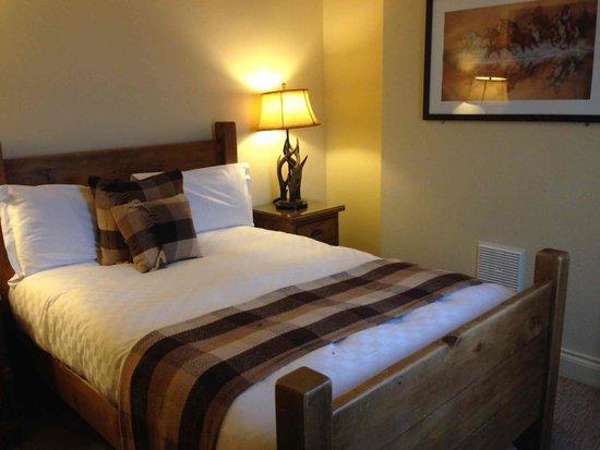 Smith & Western Tunbridge Wells: Comfortable bed