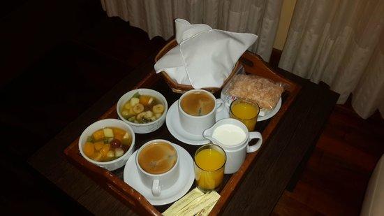 Ankara Suites: Desayuno