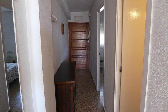 Apartamentos Concorde: przedpokój
