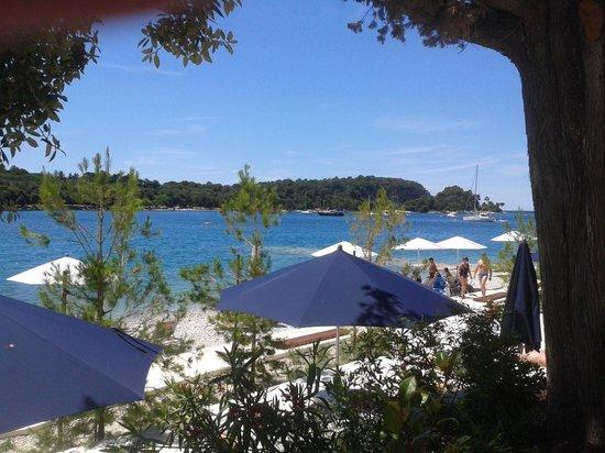 Hotel Eden: View from Promenade
