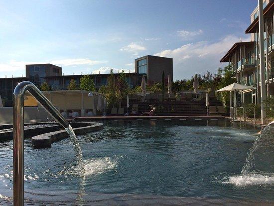 Aqualux Hotel Spa & Suite Bardolino : piscina