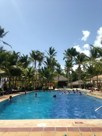 ClubHotel Riu Bambu: This is my preferred pool
