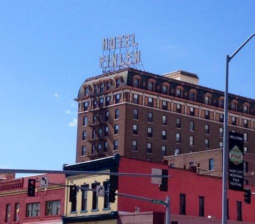 Finlen Hotel and Motor Inn: hotel finlen