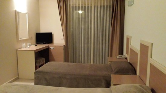 Parkim Ayaz Hotel: Hotel room lovely