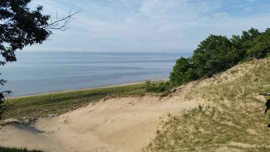 Indiana Dunes State Park: Trail 9... the Ridge