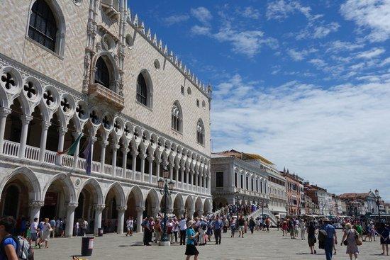 Piazza San Marco (Plaza de San Marcos): Suntuosidade