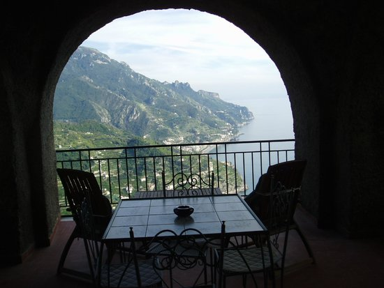 Hotel Parsifal Antico Convento del 1288: このバルコニーのためにアップ・グレード!