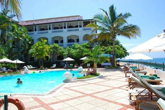 Zanzibar Serena Hotel: Zanzaibar Serena Hotel Pool