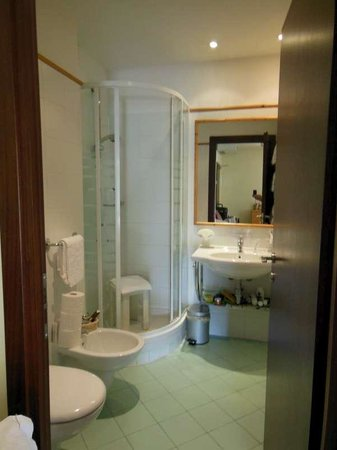 Forte Charme Hotel: badkamer