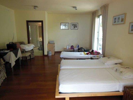 Forte Charme Hotel: de fam. kamer